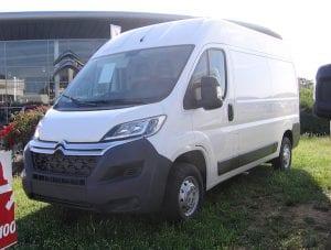 Disklok Citroën Jumper 2014 e.v.