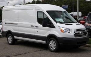 Disklok Ford Transit 2013 e.v.