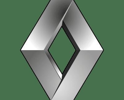 renault logo disklok