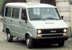 Iveco daily 1 1978-1990