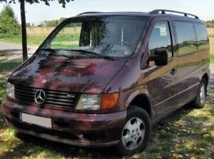 Disklok Mercedes vito 1996-2003