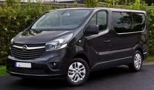 Opel_Vivaro 2014 heden
