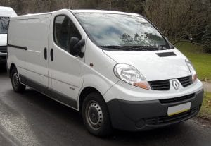 Renault Trafic 2001 2014